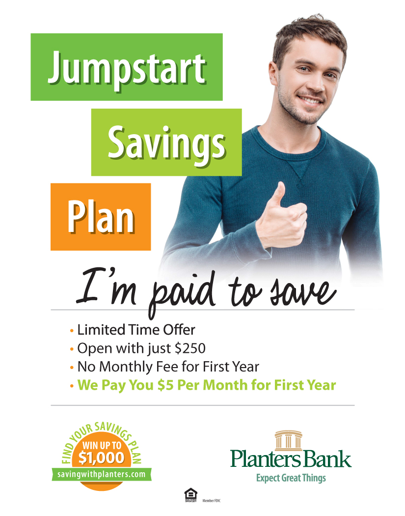 Jumpstart Savings